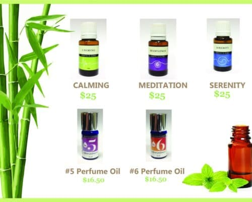 Collage of essential oils | Relax For Life Massage Chairs
