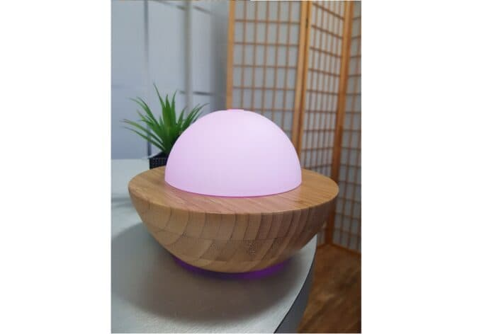Diffuser Bamboo Glass | Relax For Life