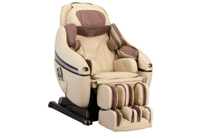 Inada Dreamwave Massage Chair Black | Relax For Life