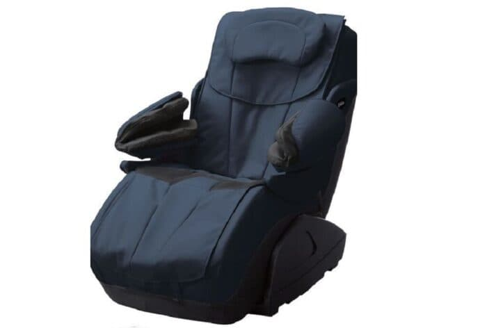 Inada Duet Massage Chair Red | Relax For Life