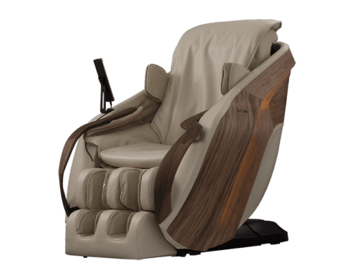 DCORE Cirrus Massage Chair Ivory