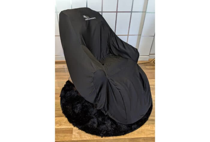 Massage chair protective cover