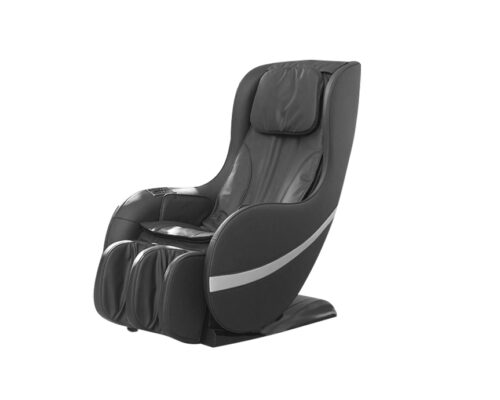 Sol massage chair black side