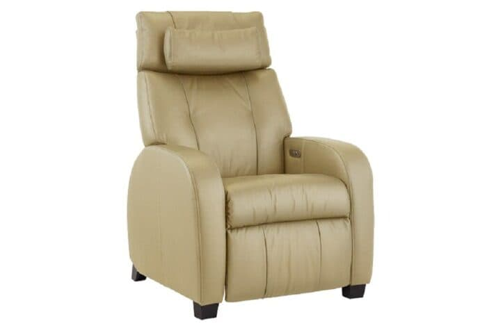 Cafe Zero Gravity Recliner Chair 45 Degree Angle Sand | Relax For Life
